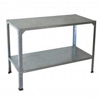 Terästyöpöytä 115x51 cm HRI729001002 1 kpl