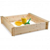 Hiekkalaatikko Sandbox, 120x120x25cm
