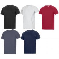 T-paita, Heavy, MultiPockets, eri värejä