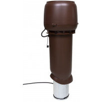 Huippuimuri VILPE® -P E220P/160/700, ruskea