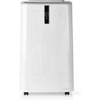 Ilmastointilaite Nedis SmartLife, 75m³, Wi-Fi, valkoinen, 12000 BTU
