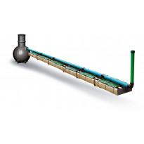 Imeytysjärjestelmä Wavin SAKO-2 Biomoduli 6 (1,0m³)