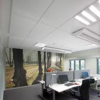 Akustiikkalevy Parafon Royal Viva A, 600x1200x30mm, valkoinen