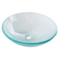 Lasiallas Interia Ice, pöytätasolle, 420 X 420 X 140 mm