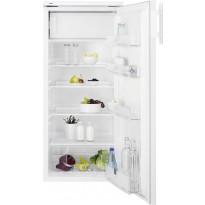 Jääkaappi pakastelokerolla Electrolux LRB1AF23W, 55, valkoinen