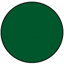 Tunneli Jämpti, jauhemaalattu, vihreä