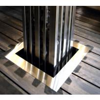 Integrointikaulus Neliö, Monolith- ja Cube-kiukaisiin, rst