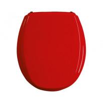 WC-kansi Kan 2001 Classic, purppuranpunainen