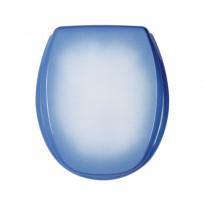 WC-kansi Kan 2001 Classic,  tumma sininen