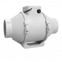 Kanavapuhallin Airsec TTPa, 100mm, Verkkokauapan poistotuote