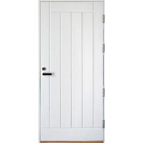 Varaston ovi Kaskipuu VO2, 9x19, karmi 92 mm, valkoinen
