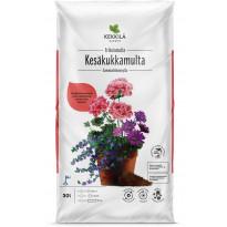Kesäkukkamulta Kekkilä 70 säkkiä x 30l/lava, 2100 litraa