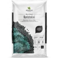 Koristekivi Kekkilä Musta Diabaasi 8-12 mm 42 säkkiä x 25 kg/lava, 1050 kg
