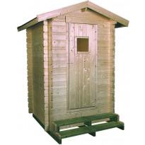 ProPuucee-paketti 1.7m², sis. Lillevilla Toilet 13 ja Kekkilä Tehokäymälä 230l