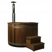 Kylpytynnyri Comfort Cozy M Cube RC, 4-6hlöä, 1450l