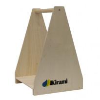 Puunkantoteline Kirami, vanerinen