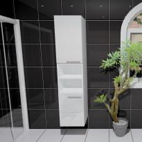 Korkea kaappi Easy Bath OVI2, 1750x400mm