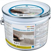 Kuituvahvistettu tiivistyspinnoite Aerosana Visconn Fibre, 5l, valkoinen