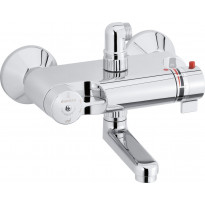 Kylpy / suihkutermostaatti, kuumavesisuojauksella (27655)