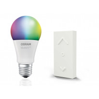 LED-älylamppu + säädin Osram Smart+ Color Switch Mini Kit