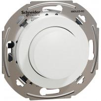 LED-valonsäädin Schneider Electric Renova RC UPK, 0-370W, valkoinen