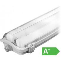 LED-yleisvalaisin V-TAC 2X22W 4000 K, A+