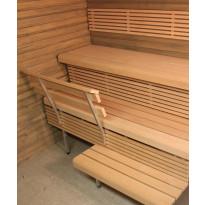 Laudepaketti Kikka 1 laudepituus 120-160cm pitkittäin, eri materiaaleja