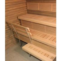 Laudepaketti Kikka 1 laudepituus 221-240cm poikittain, eri materiaaleja