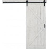 Liukuovi Mirror Line Ladon Ovi -valmispaketti, 1067mm, hiekkakivi