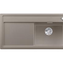 Keittiöallas Blanco Zenar 45 S 860x510 mm Silgranit tartufo oikea