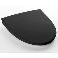 WC-istuinkansi IDO Glow 91571, kova, musta