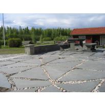 Liuskekivi Alta, 3-4cm, isommat pihakokonaisuudet (15m²)