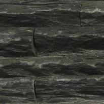 Verhoilukivi Shanghai Luola, Mustanharmaa, 60x15cm