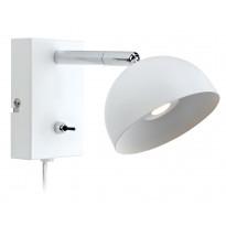 Seinävalaisin LED Bas 110, 100x260x110mm, valkoinen
