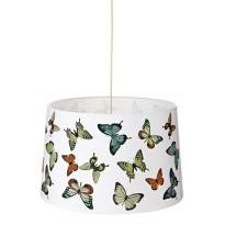 Riippuvalaisin Butterfly, Ø400x250mm, kuvioitu