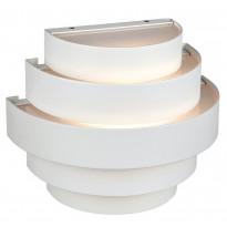 Seinävalaisin LED Etage, 190x110x150mm, valkoinen