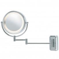 Seivävalaisin Face, suurentavalla peilillä, kromi, IP21