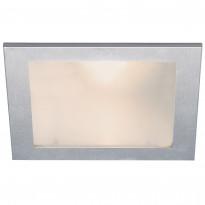 Upotettava kattovalaisin Laron, alumiini/mattalasi, IP23