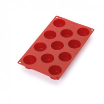 Leivosvuoka minimuffinit, 11kpl, punainen