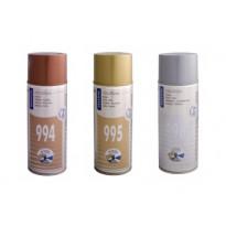 Spraymaali 100-sarja, 400ml, metallisävyt, eri värivaihtoehtoja (6kpl)