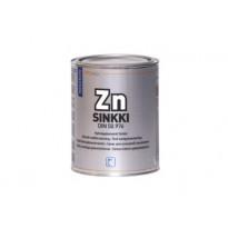 Metallimaali Sinkki DIN 50.976, 1000ml, siveltävä (2kpl)