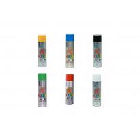 Spraymaali Merkkausväri Mark, 500ml, eri värivaihtoehtoja (6kpl)