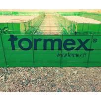 Anturamuotti Formex 250x800x5000mm teräkset 3xT8