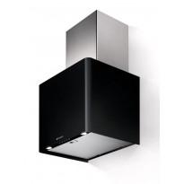 Liesituuletin Faber Lithos EG6 BK, 45cm, LED, musta