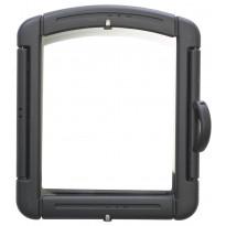 Uuninluukku Future 0130, 275x335mm, 1-ovinen, musta
