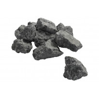 Kiuaskivet Kota, oliviinidiabaasi, Ø10-15 cm, 20 kg