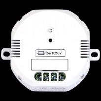 Uppoasennettava On/Off-kytkin UKO-1000S Johdoton valonohjausjärjestelmään