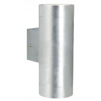 Seinävalaisin Castor Maxi, 75x120x205mm, ylös/alas, sinkitty teräs