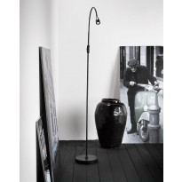 Lattiavalaisin LED Mento, Ø35x1400mm, musta