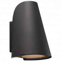 Seinävalaisin Sail, 125x131x178mm, musta